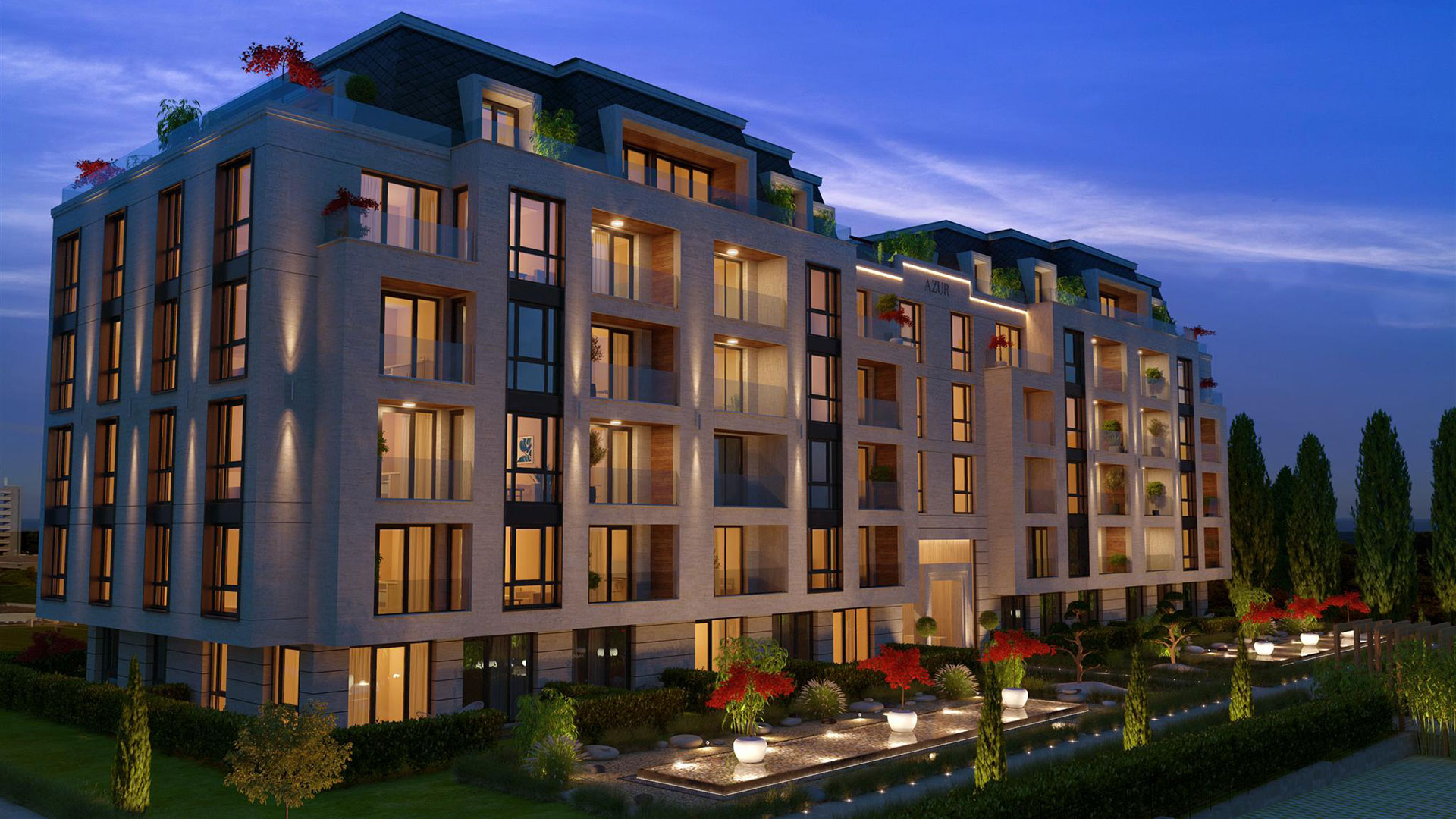 Das erste grüne Gebäude in Varna, das von BREEAM zertifiziert wird.